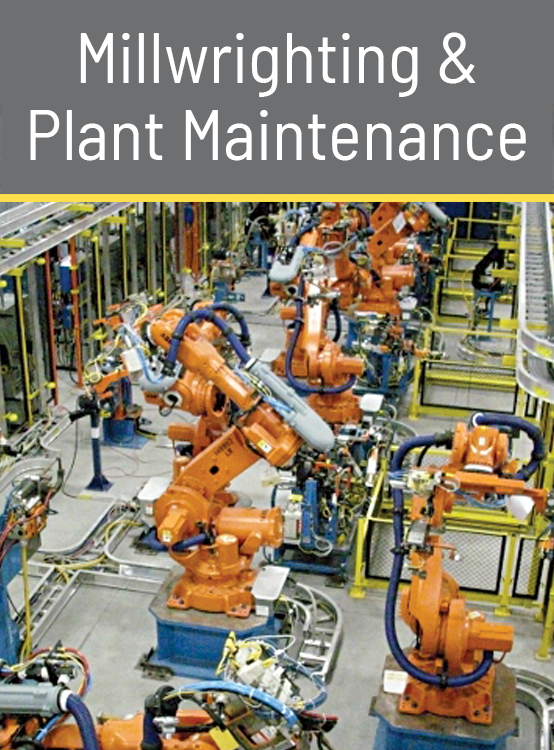 Millwrighting & Plant Maintenance